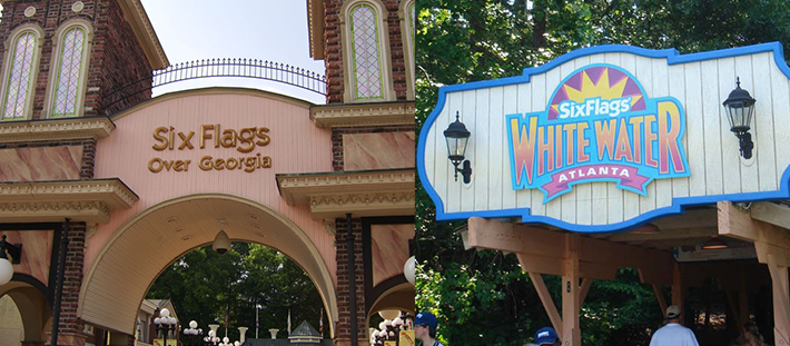 Six Flags Over Georgia Discounted Tickets