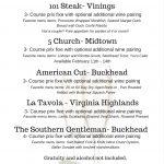CSOA Top Valentines Day Restaurants